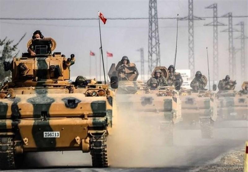 سوریه، انفجار بمب در حومه دمشق، حمله نظامیان ترکیه و تروریست ها به روستاهای الرقه