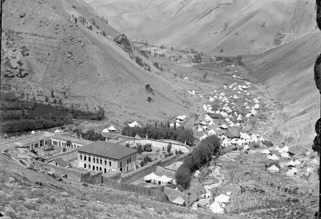 کاخ فراموش شده ناصرالدین شاه