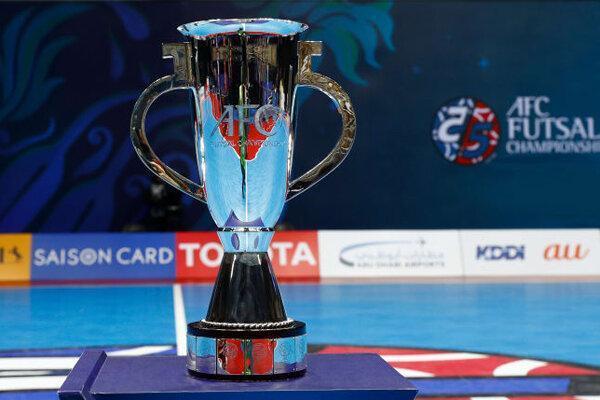 مسابقات فوتسال قهرمانی آسیا باز هم به تعویق افتاد