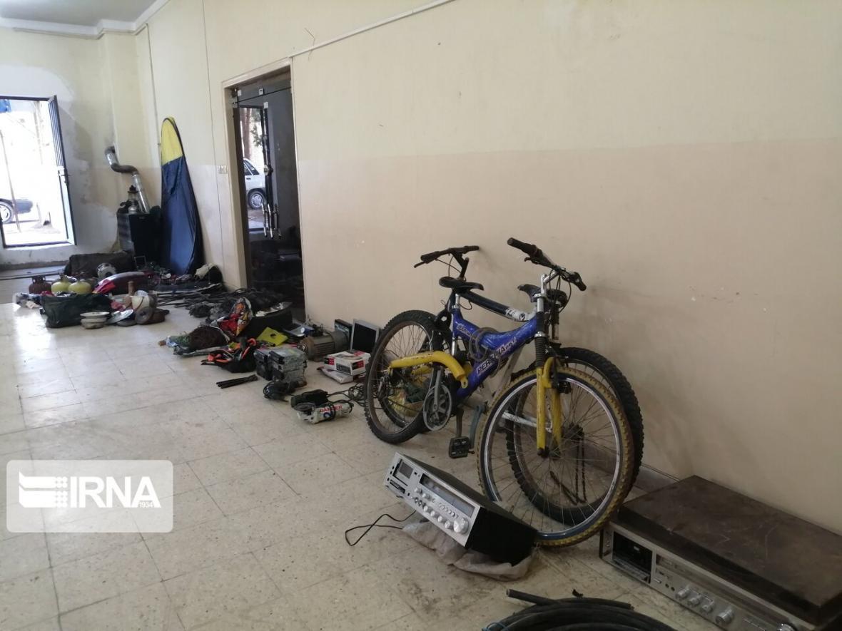 خبرنگاران کشف سرقت در دامغان 10 درصد افزایش یافت