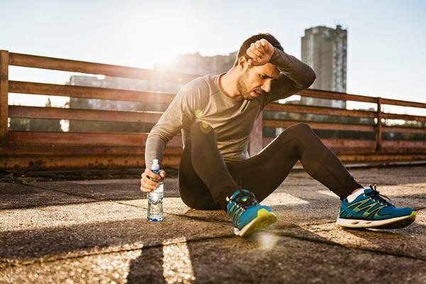 نفس شما هنگام ورزش میگیرد؟