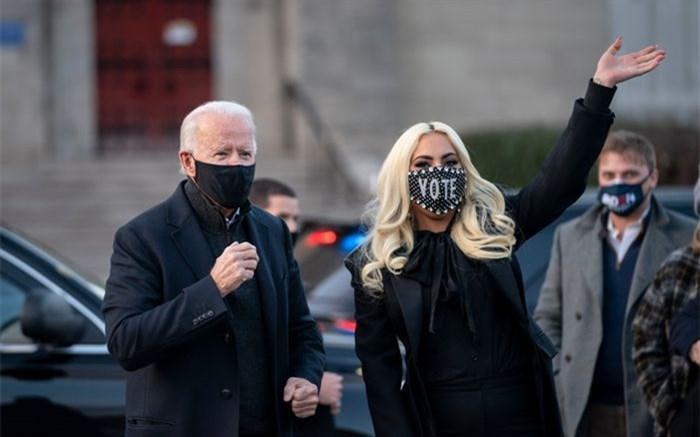 واکنش چهره های معروف آمریکایی به پیروزی جو بایدن