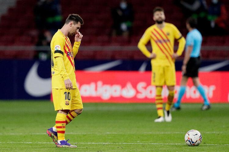 بدترین بارسلونای قرن 21