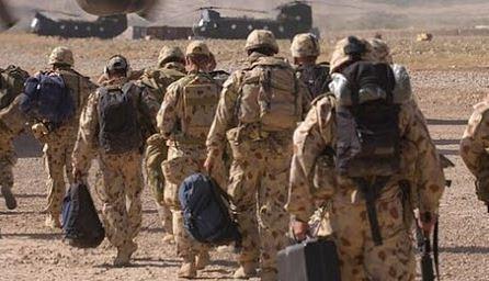 خودکشی 9 نظامی استرالیایی همزمان با افشای جنایات در افغانستان