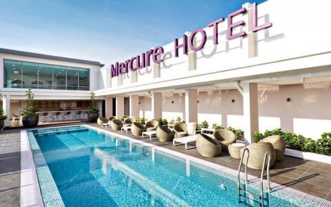 هتل مرکور شاو پرید کوالالامپور؛هتلی 4 ستاره، زیبا و شیک، عکس