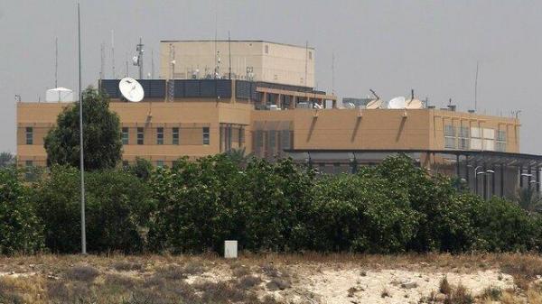 فرار سفیر از سفارت آمریکا در بغداد
