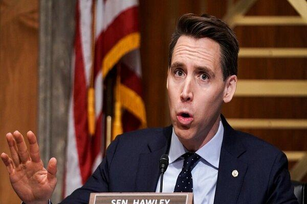 سناتور جمهوریخواه در جلسه کنگره به پیروزی بایدن اعتراض می نماید
