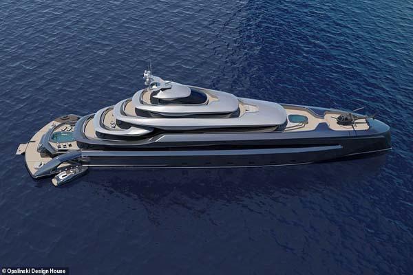 خیره کننده ترین کشتی تفریحی دنیا (تصاویر)