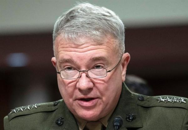فرمانده سنتکام: روابط ایران و آمریکا در دوره فرصت قرار گرفته است