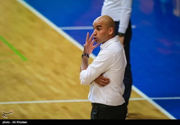 محمدی راد: نمی شد تیم آذرباتری را دست کم گرفت