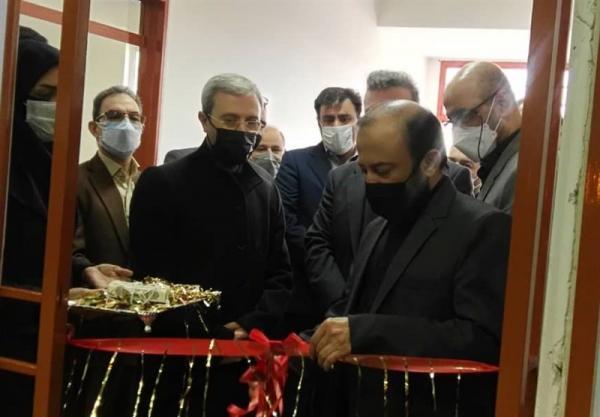 افتتاح خانه شماره 3 تنیس روی میز استان تهران