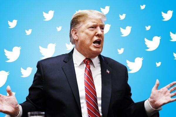 توئیتر حساب کاربری ترامپ را به طور دائمی تعلیق کرد
