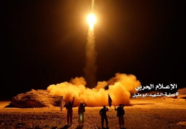 حمله موشکی به محل نشست فرماندهان ائتلاف سعودی در مأرب