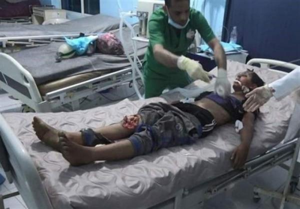 یمن، شهید و زخمی شدن 12 کودک در حمله به تعز