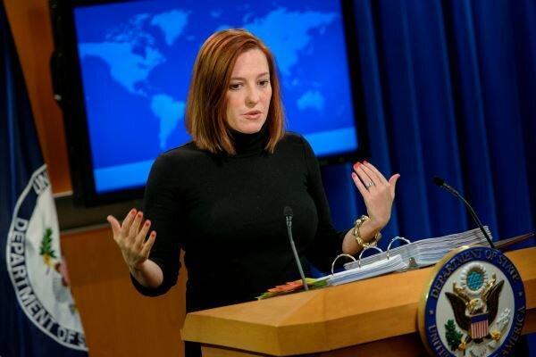 آمریکا: به فرایند دیپلماسی درباره ایران پایبندیم