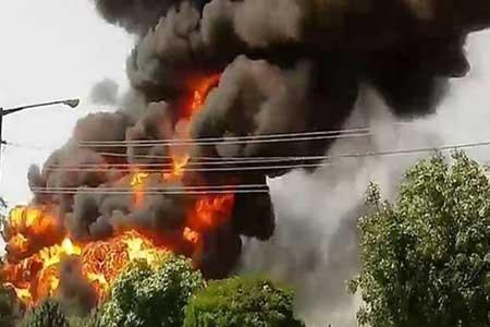 انفجار در محله جوانمرد قصاب ، 6 نفر مصدوم شدند