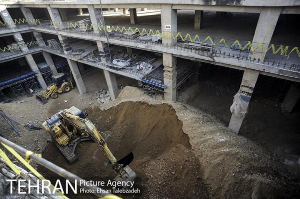21 پارکینگ عمومی جدید در تهران ساخته می گردد