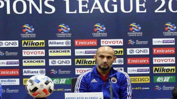 خبرنگاران سرمربی الشارجه: فرم تیمی خوبی مقابل تراکتور داشتیم