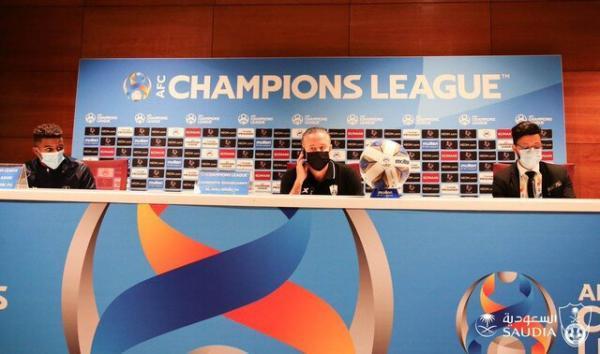 رگکامف: با بهترین ترکیب برابر استقلال بازی خواهیم کرد، بازی رفت را فراموش نکرده ایم