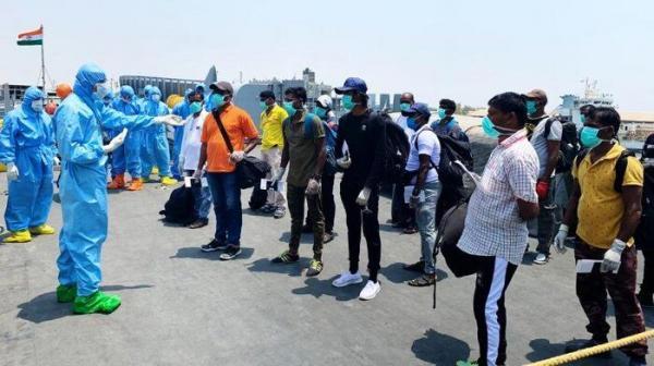 شناسایی 5 تبعه هندی مبتلا به کرونا در بوشهر