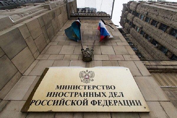 روسیه سفرای اسلواکی و کشورهای حوزه بالتیک را احضار کرد