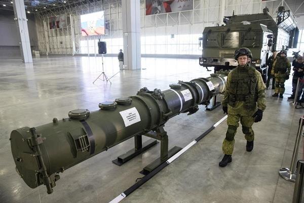 واشنگتن سیاست کاهش زرادخانه تسلیحاتی با روسیه را پیگیری می نماید