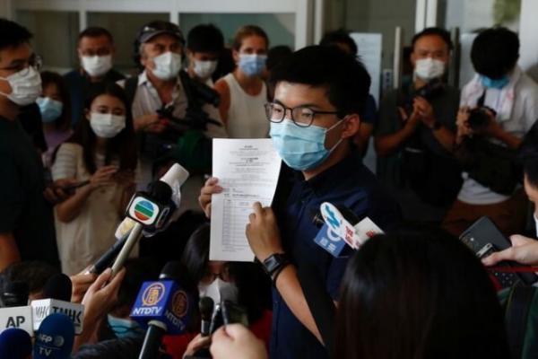 10 ماه حبس دیگر برای فعال زندانی هنگ کنگی