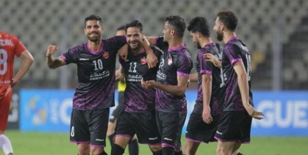 واکنش AFC به برد قاطعانه پرسپولیس