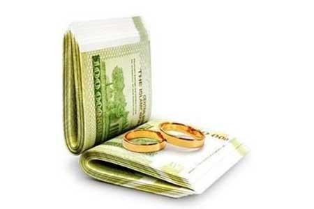 بهره مندی 116 هزار و 417 نفر از تسهیلات قرض الحسنه ازدواج طی امسال