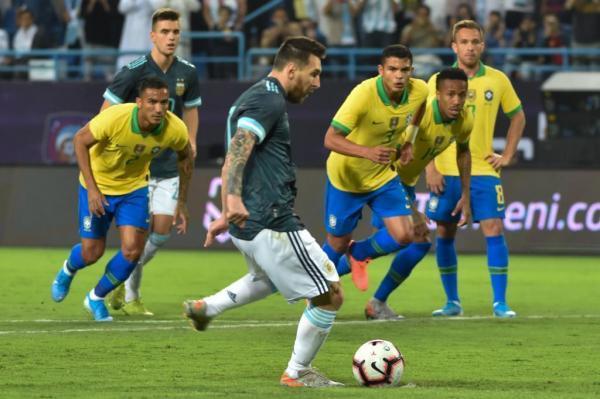 آمار ترسناک برزیل؛ کار آرژانتین خیلی سخت است