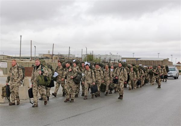 آلمان به مرگبارترین ماموریت نظامی خود در افغانستان سرانجام داد