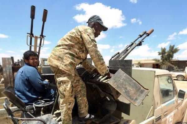 درخواست وزیر خارجه لیبی برای خروج نیروهای خارجی