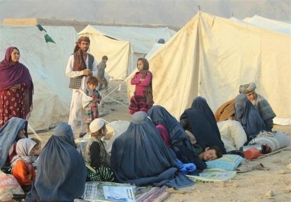 آوارگان داخلی در افغانستان طی 6 ماه به بیش از 200 هزار نفر رسید