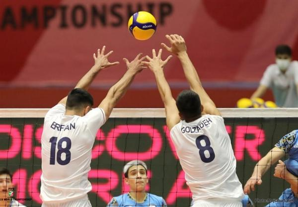 والیبال نوجوانان دنیا، برنامه مرحله نیمه نهایی معین شد