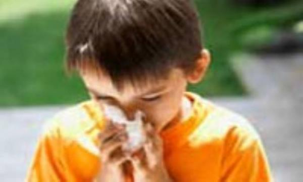 مداوای خانگی آلرژی