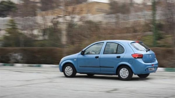 قیمت خودرو های سایپا و ایران خودرو 3 مهر 1400